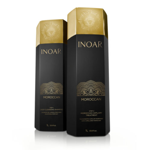 INOAR MOROCCAN CAPILARY TREATMENT - STEP 2 LITRO