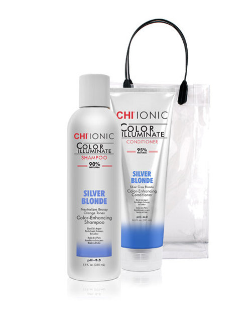 CHI KIT SILVER BLONDE SH/CD