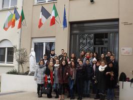 Projet Erasmus février 2018