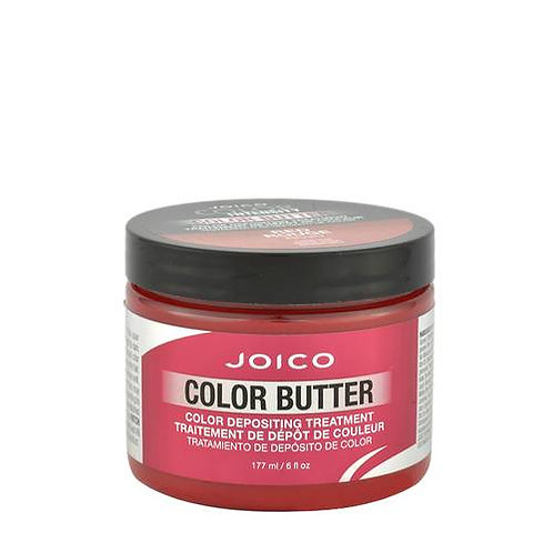 JOICO COLOR BUTTER ROJO 177 ML