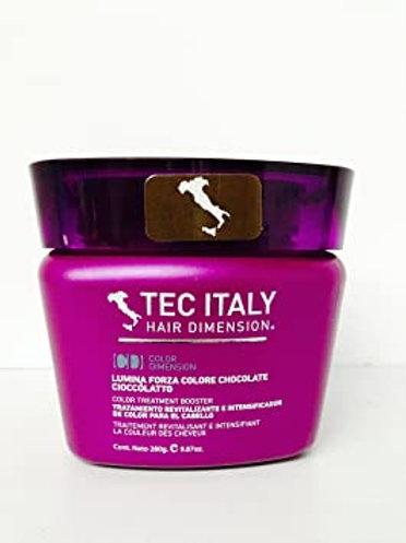 TEC ITALY LUMINA FORZA COLORE CHOCOLATE 280GR