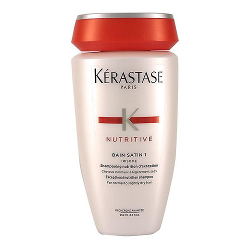 KERASTASE NUTRITIVE BAIN SATIN 1 IRISOME 250ML.