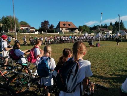 Camp vélo pastorale juillet 2021