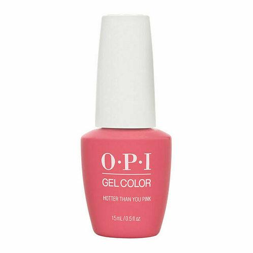 OPI GC N36 - GEL HOTTER THAN YOU PINK