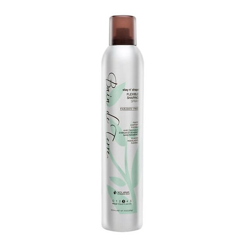 BAIN DE TERRE STAY-N-SHAPE  FLEXIBLE SHAPING SPRAY #3 - 9 OZ