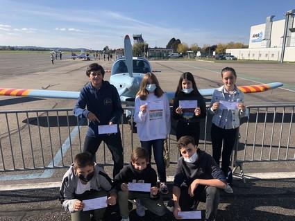 Le Brevet d'Initiation Aéronautique (BIA) à l'aérodrome de Montpezat d'Agenais :