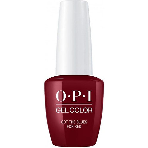 OPI GC W52 - GOT THE BLUES FOR RED