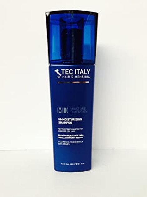 TEC ITALY HI- MOISTURIZING SHAMPOO