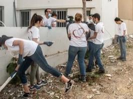 Clémence au Liban pour une mission de 3 mois