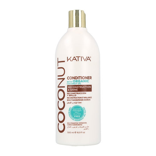 KATIVA COCONUT ACOND 500ML