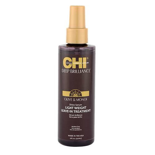CHI DEEP BRILLIANCE OLIVE AND MONOI LEAVE-IN 177ML