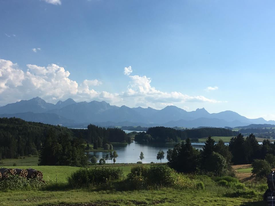 Illasbergsee / Forggensee