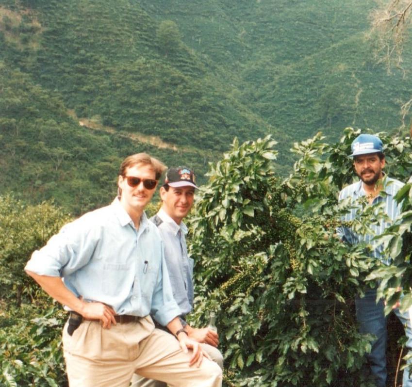 Coffee sourcing in Huehuetenango, Guatemala