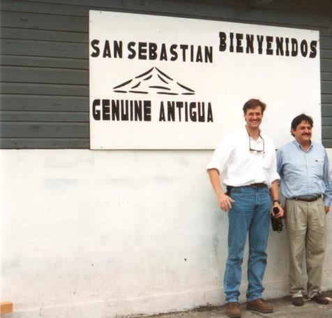 Guatemala Fca San Sebastian in the 90s
