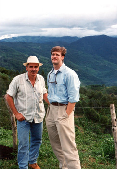 Sourcing directly from Colombian farms