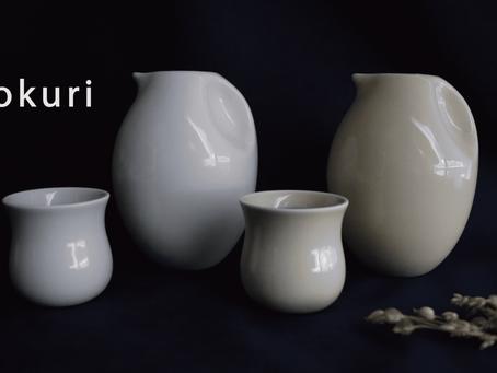 お酒の「時」を彩るユニークな器ブランド『tokuri』。9月6日(月)よりオンラインショップにて新発売します