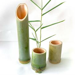 竹酒器3点セット