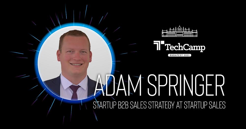 Adam Springer TechCamp Budapest