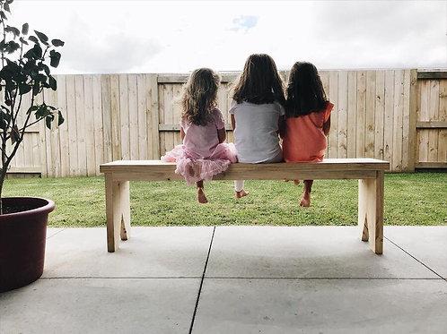Pine Bench Seat