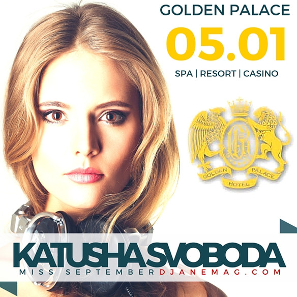 05/January - Katusha Svoboda @ Golden Palace Spa and Resort, Tsaghkadzor, Armenia