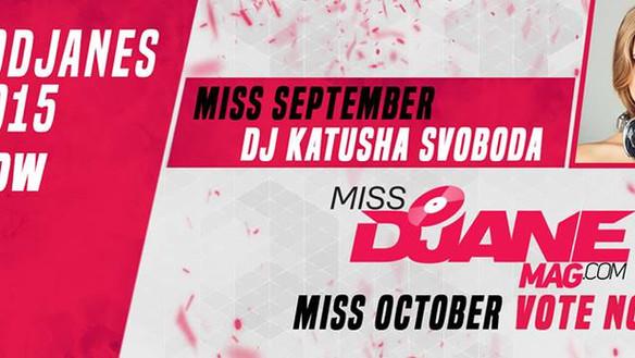 Katusha Svoboda - Miss September 2015 Djanemag.com