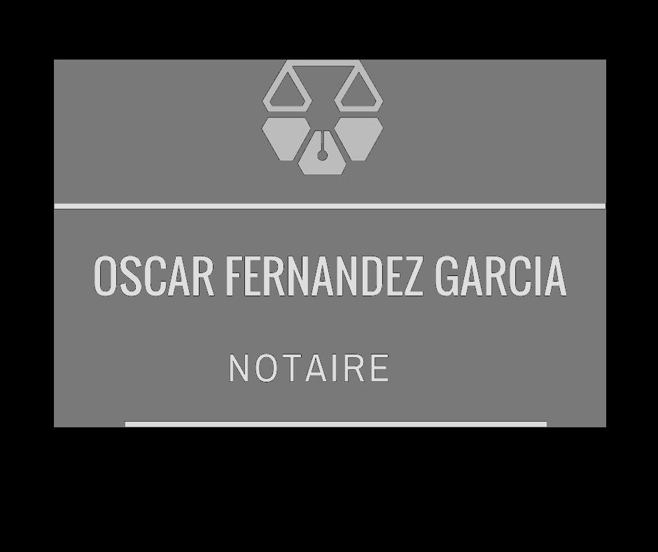 Oscar Fernandez Garcia Notaire