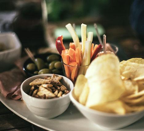 растительное Platter