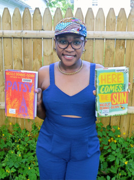 Here Comes the Sun and Patsy by Nicole Y. Dennis-Benn