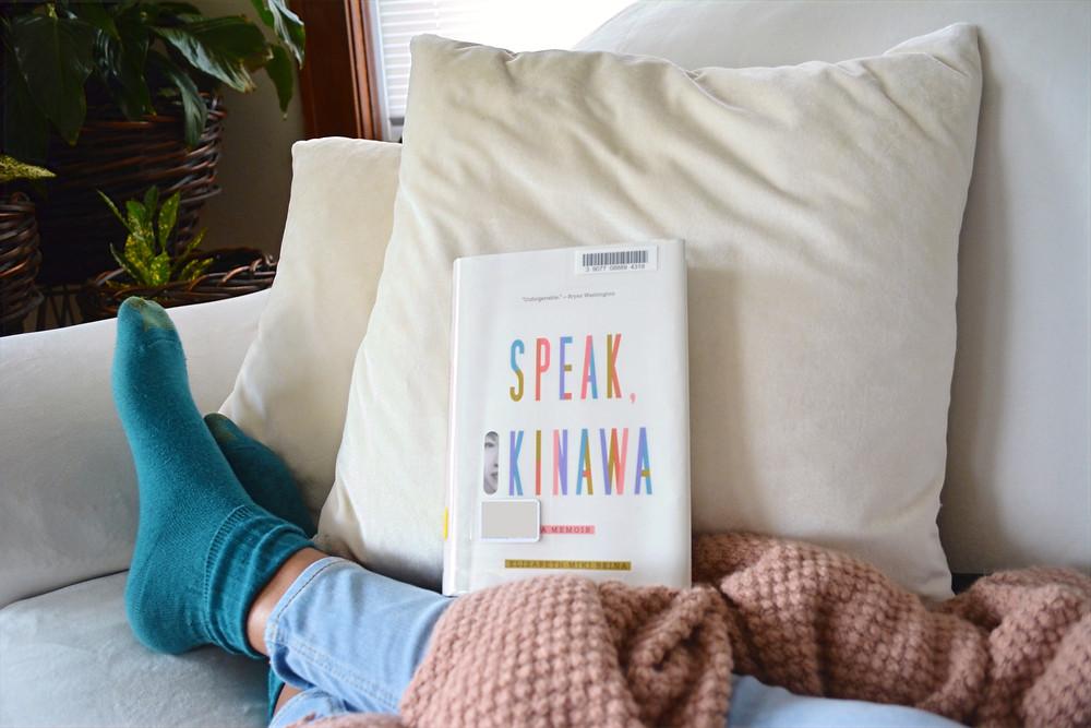 Speak, Okinawa by Elizabeth Miki Brina