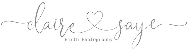 Claire Saye Birth Photography 1- Logo co