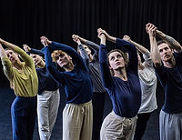 Emily Robinson Dance presents 'Leave me