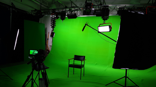 chroma key set