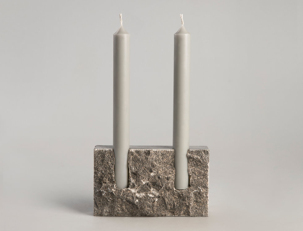 Studio Sanna Völker   Snug - Raw grey Sant Vicenç