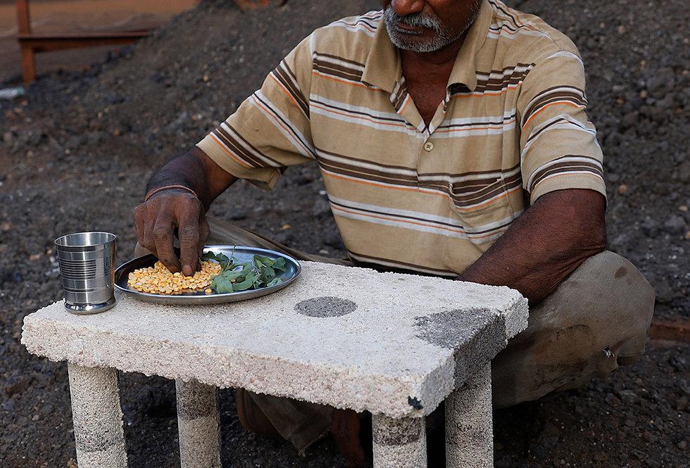 Rashmi Bidasaria | Floor Table