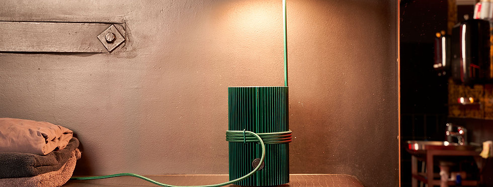 Cohors | TROUVÉ Gallantly Green