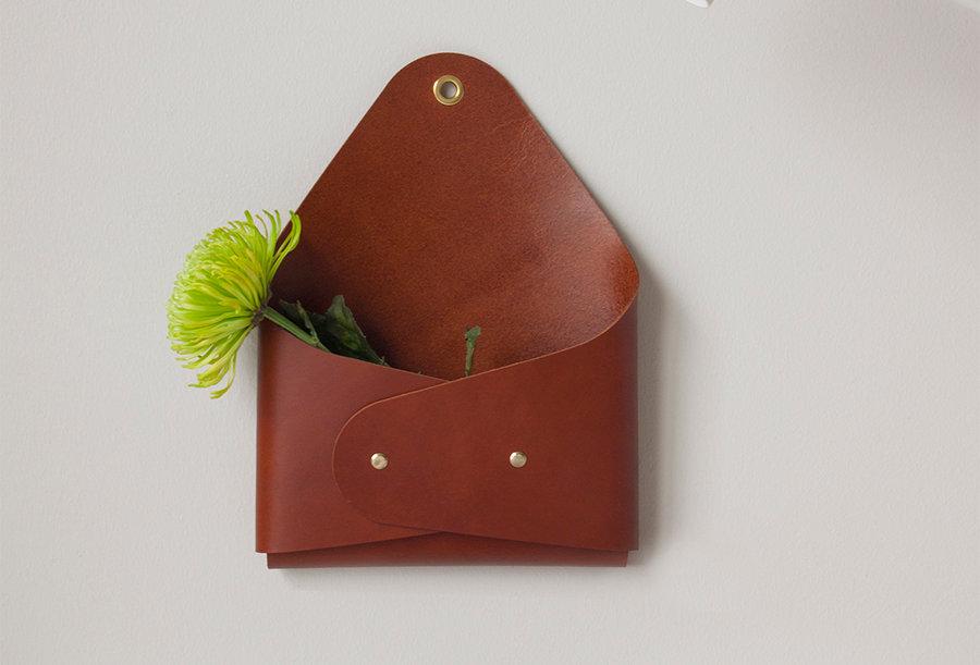Uniqka   POSTA - Large Brown