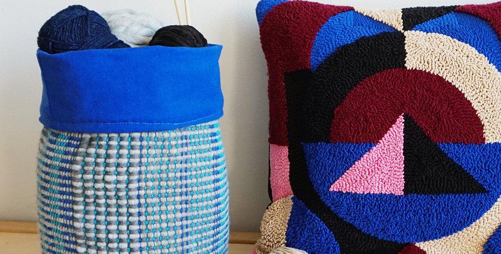 Wasteless Wonders | Yarn Basket