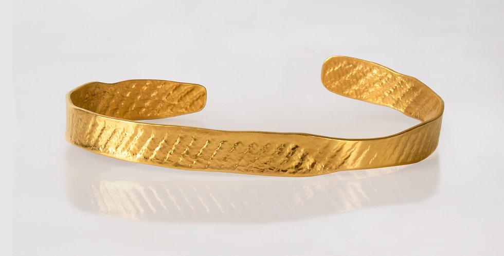 Tweek | PRESSED bracelet gold