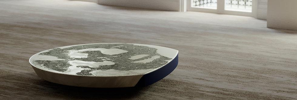 Monogram| Mélos Coffee Table - Aluminium