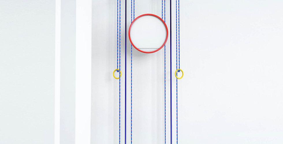 Agnst Design | Pulldown Check-Up Mirror