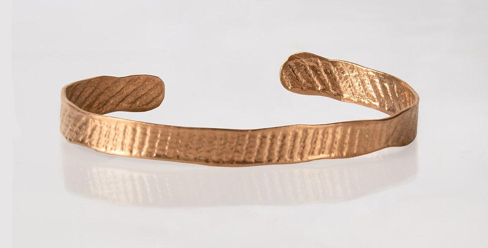 Tweek | PRESSED bracelet roze gold
