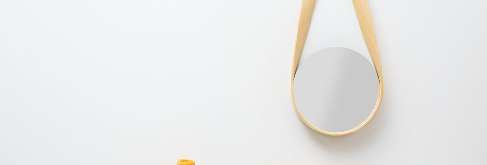 Bow studio | Circular mirror