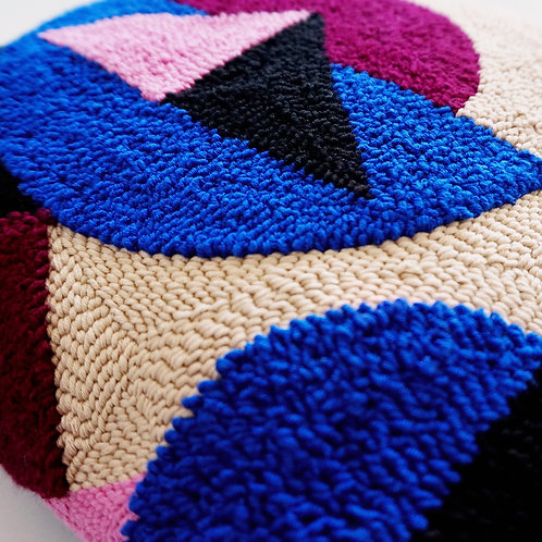 Wasteless Wonders | Solids Pillow