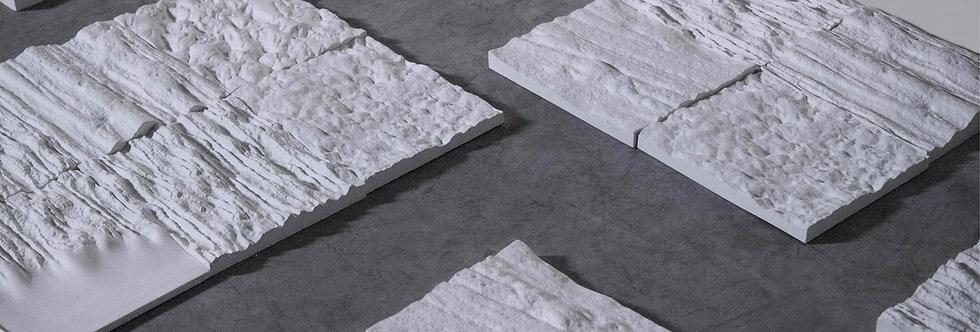 Alouane Said-Ruspoli | Vestige (Plaster)