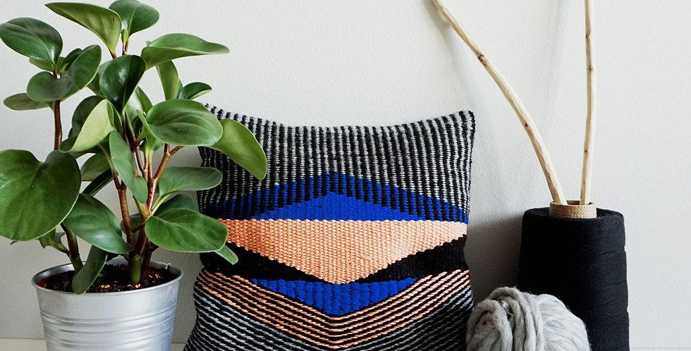 Wasteless Wonders   Sunrise Pillow