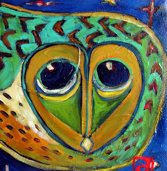 Byzantine Owl