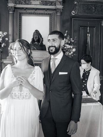 Mariage de Julia & Walid