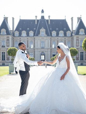 Mariage de Jazia & Anthony