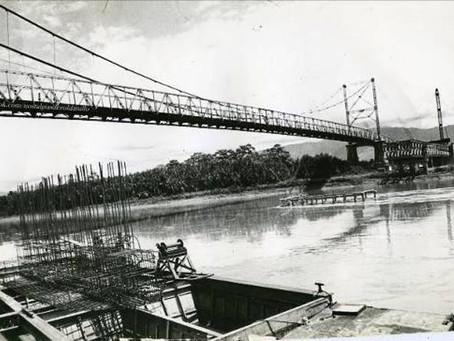 Puente Eustaquio Palacios, una reliquia aún en pie