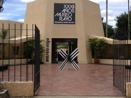 Visita el Museo Rayo!